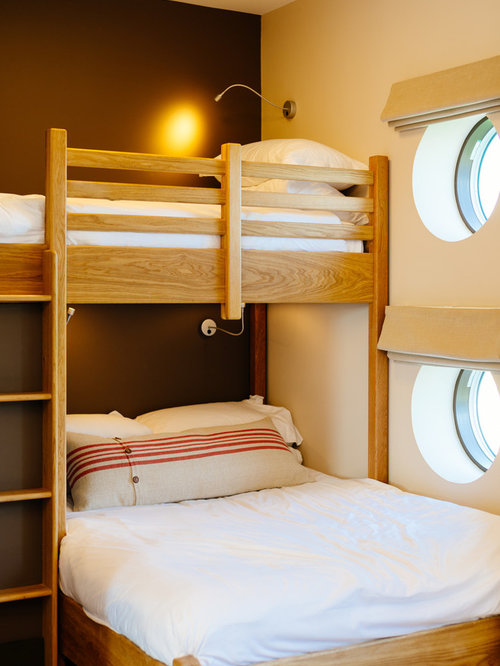 Twin Over Double Bunk Beds Houzz