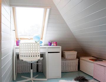Playful Loft Space
