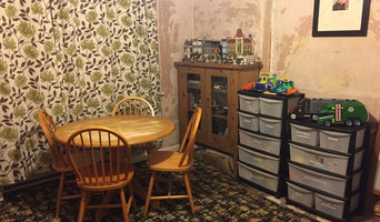 Playroom declutter and organise