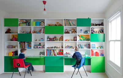 41 Amazing Ideas for Creating a Desk Space for Children