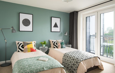 Doubling Up: Twin Bedrooms That Shine