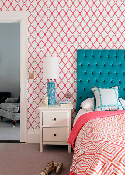 Contemporary Kids by Genevieve Hurley Interiors