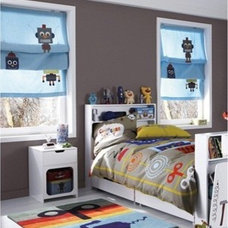 Eclectic Kids Decor by La Redoute