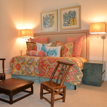 Rooms - Bedrooms - With Antiques Chinese Design Elements