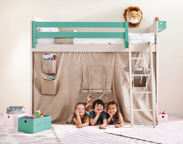 diy kinderzimmer 20 kreative ideen. Black Bedroom Furniture Sets. Home Design Ideas