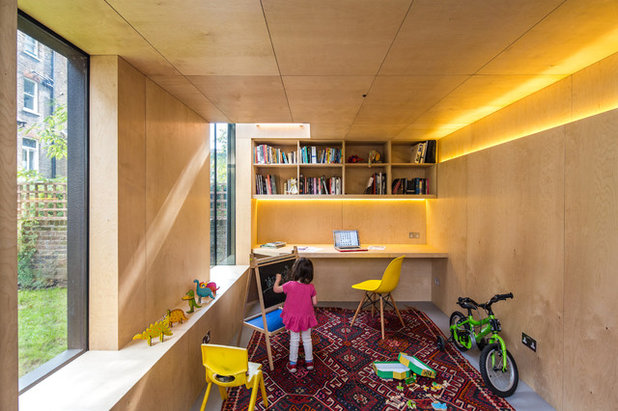 Contemporary Kids by Neil Dusheiko Architects