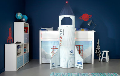 Kids' Rooms: 10 Perenially Cool Themes for Kids' Bedrooms