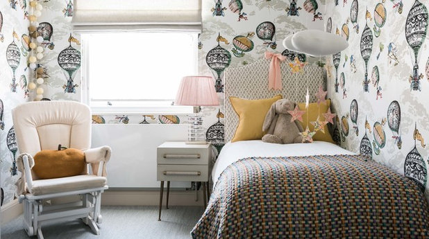 Transitional Kids by Veronica Rodriguez Interior Photography