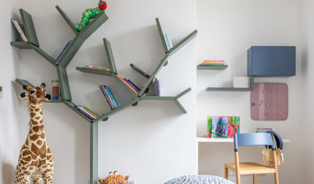 16 Cool Kids' Storage Ideas