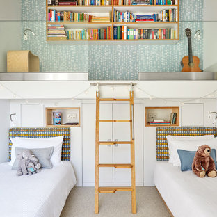 75 Midcentury Modern Kids Room Design Ideas Stylish Midcentury
