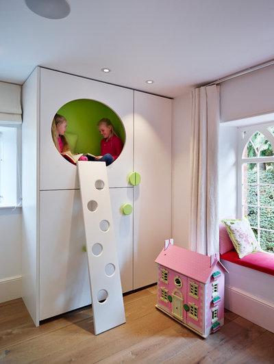 Contemporáneo Dormitorio infantil by Teddy Edwards