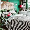 9 Pareti Verdi che Rendono Elegantissima la Camera da Letto