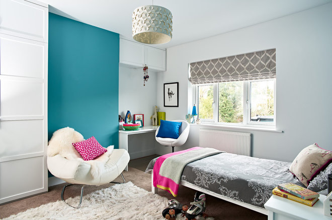 Contemporary Kids by Tallon Perry Interiors