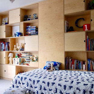 The Plywood Kids Bedroom