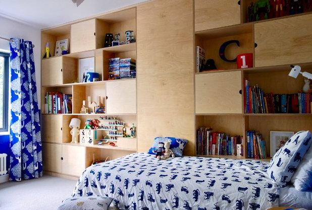 北欧 子供部屋 by Making Spaces
