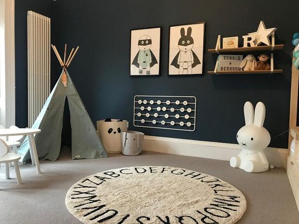 Skandinavisch Kinderzimmer by MyHouseDesign