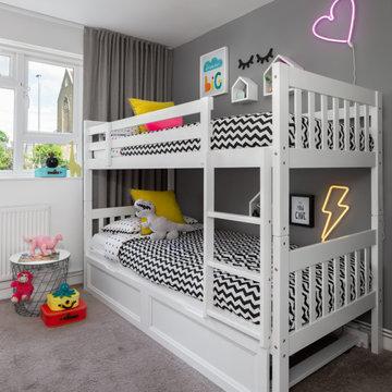 Tooting Children's Bedroom