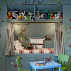 Traditional Kids by Charlotte Crosland Interiors