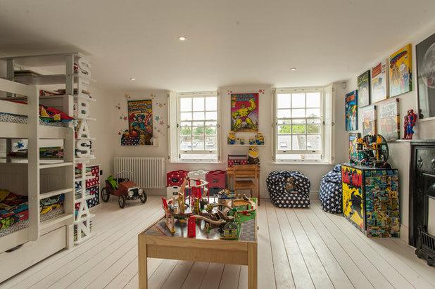 Kids by Morgan Harris Architects Ltd