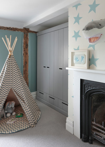 Transitional Kids by Cherie Lee Interiors