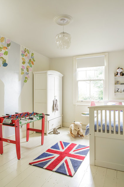Traditional Kids by Honey Bee Interiors