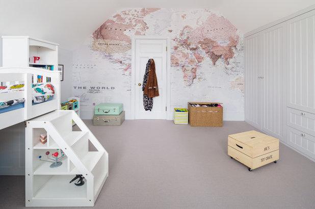 Klassisch Modern Kinderzimmer By Nicola Hicks Designs