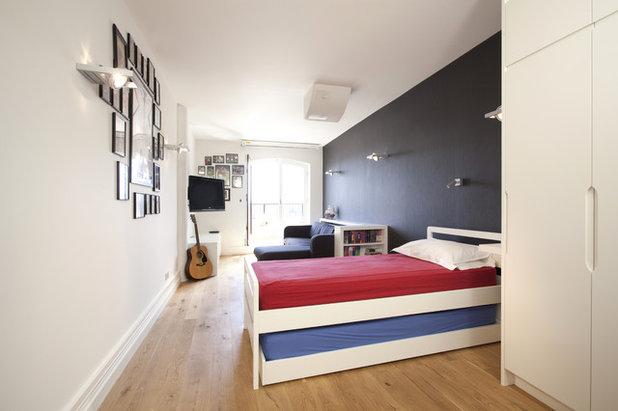 Contemporáneo Dormitorio infantil by Increation