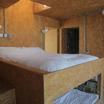 Water Tank Space Conversion, Keeling House