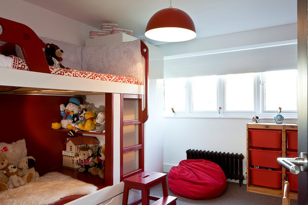 Contemporary Kids by Boutique Homes
