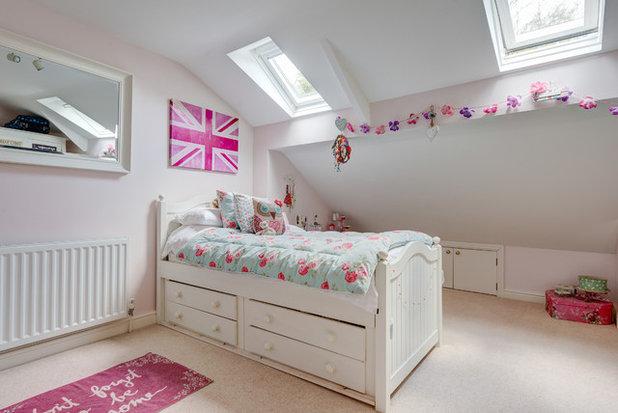 10 astuces pratiques pour aménager une chambre d\'enfant sous les toits