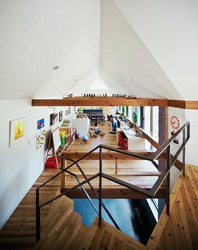 子供部屋 by UZU architects