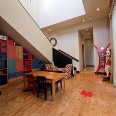Contemporary Kids by Pinnacle Architectural Studio