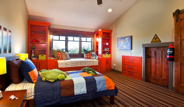 Traditional Kids by Jaffa Group Design Build