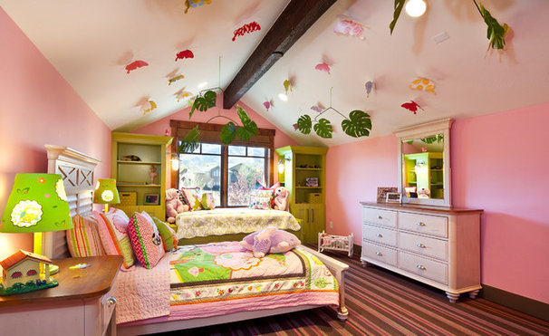 Eclectic Kids by Jaffa Group Design Build