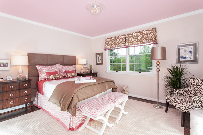 Traditional Kids by Millbrook Circle Interior Design