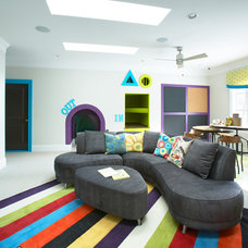 Contemporary Kids by Milestone Custom Homes