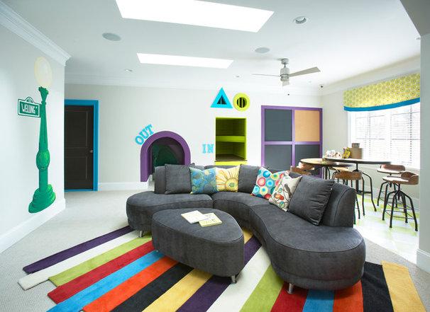 Contemporary Kids by Milestone Custom Homes