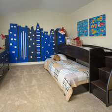 Traditional Kids by Compass Homes