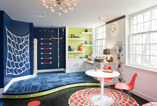 Contemporary Kids by DC Design House