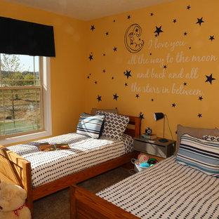 Idee per una cameretta per bambini stile americano