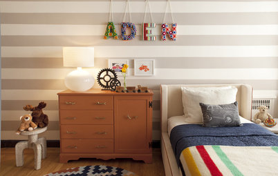 For Nursery Decor, What's in a Name?