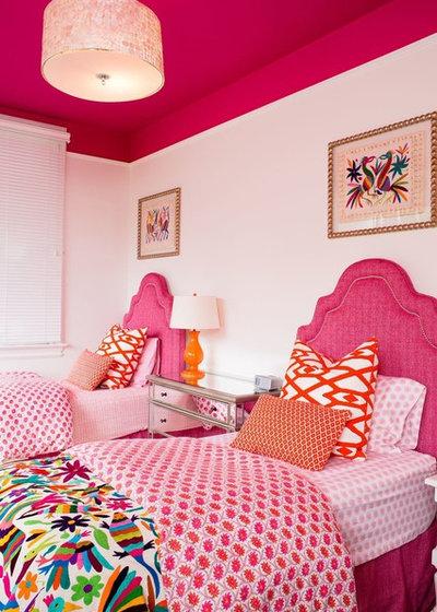 colore del mese rosa ciclamino per interni inaspettati. Black Bedroom Furniture Sets. Home Design Ideas
