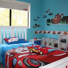 Contemporary Kids by Frances Thompson Interior Design