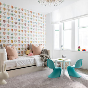 Example Of A Trendy Kidsu0027 Room Design In New York