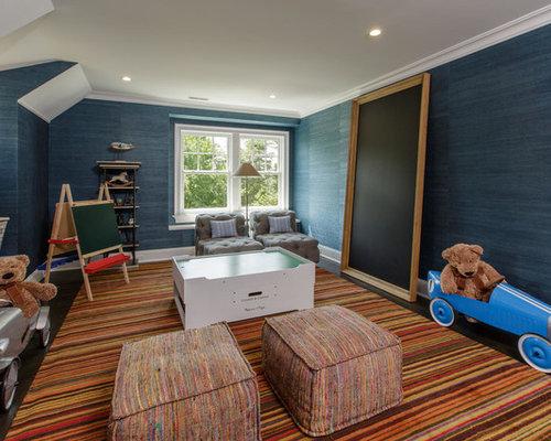 Interior Design Kids Room   Farmhouse Kids U0027 Room Ideas U0026 Design  Photos Houzz Part 90
