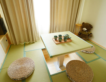 67sqm 2 bedroom apartment with Japanese style