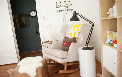 Rocking Chairs and Gliders for the Nursery and Beyond
