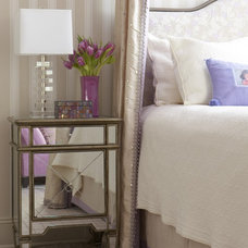 Traditional Bedroom by Cindy Rinfret