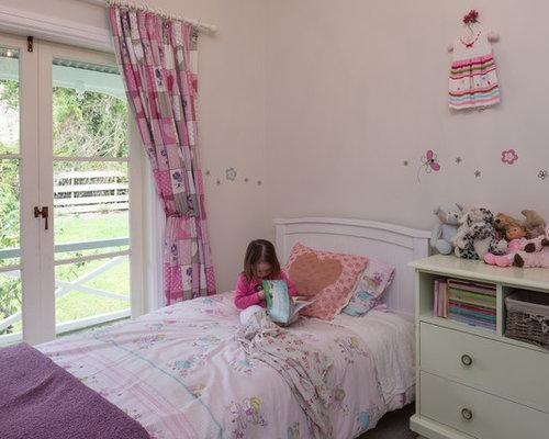 Foton och inredningsidéer till lantliga barnrum i Nya Zeeland