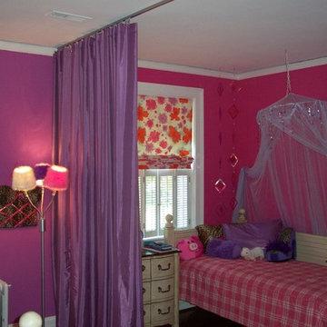A room for 2 Princesses